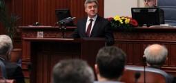 Ivanov i gatshëm të përballet me impiçmentin, nuk heq dorë nga kundërshtimi i marrëveshjes
