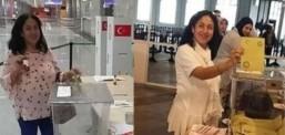 İki kez oy kullanırken fotoğraf paylaşan kadın gözaltına alındı SİYASET