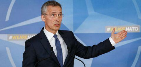 Stoltenberg: 11-12 Temmuz zirvesinde Makedonya NATO'ya üyelik daveti alabilir..