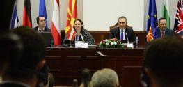 Austria's EU presidency: Macedonia and the region 'top priorities'