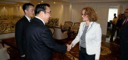 Sekerinska, Qingli praise 'excellent' Macedonia-China defense cooperation