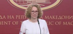 Sekerinska says Macedonia achieved the impossible, to sit on same table with world powers