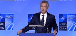 Stoltenberg: NATO members agree to formally invite Macedonia to start accession talks