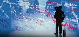 Borsada üç günlük kayıp %10'u aştı, Türkiye'nin iflas riski endeksi rekor kırdı