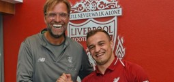 """""""Dua të fitojë tituj"""", kjo është intervista e parë e Shaqirit te Liverpool"""
