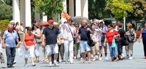 Yabancı turist sayısındaki artış devam ediyor..