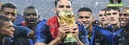 Fransa şampiyon, Hırvatistan kahraman