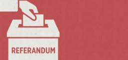 Referandum 30 Eylül günü yapılacak..