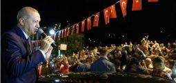 Erdoğan'dan beklenen açıklama: Onların doları varsa bizim de Allah'ımız var