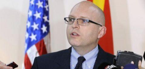 Riker: Referendumi është mundësi e mirë që qytetarët të tregojnë se janë për të ardhmen pozitive të Maqedonisë