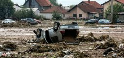 Üsküp'teki büyük sel baskınının üzerinden iki yıl geçti..