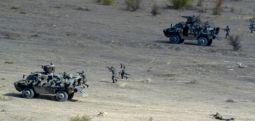 Шекеринска на Криволак на тренинг активности на Армијата на САД