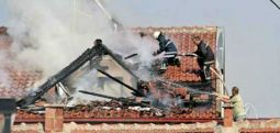 Голем пожар во Форино Гостиварско, игореа плевна и покриви на три куќи