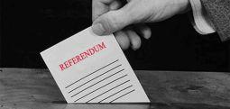 MANŞET |Referandum sürecine 'boykot' gölgesi..