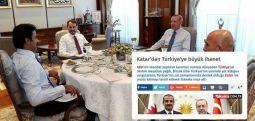 Takvim Gazetesi, Katar'ı 'hain' gösteren haberini sildi!