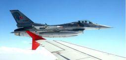 Erdoğan'ın uçağına eskortluk yapan F-16'nın pilotu Cemaat üyeliğinden tutuklandı