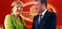 Makedonya'ya referandum ilgisi..