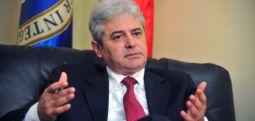 Ali Ahmeti: Makedonya NATO dışında ayakta kalamaz