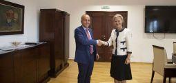 Uluslararası Maliye Korporasyonu Makedonya'ya destek verecek..