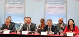 Spasovski në Tiranë: Nënshkruhet Plani i përbashkët i veprimit për luftën kundër terrorizmit në Ballkanin Perëndimor