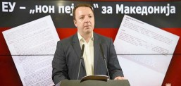 VMRO-DPMNE: Prespa anlaşması ölüdür..