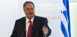 Yunanistan Dışişleri Bakanı: Referandum Prespe Anlaşmasının şartlarından biri değildir