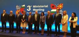 Në nëntor, takimi i katërt ministror i Maqedonisë, Greqisë, Bullgarisë dhe Shqipërisë në Selanik