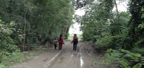 The incredible story of 2 Turkish families who fled persecution via the Evros River to Greece
