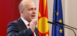 Bakan Tevdovski: Muhalefetin istifa talebi yersiz..