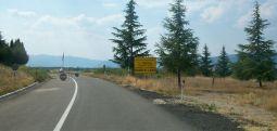 Makedonya ile Yunanistan arasında yeni bir sınır kapısı açılıyor..