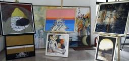 Koloni internacionale kërçovare e artit figurativ