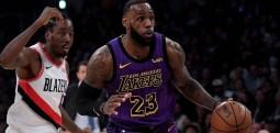 Lebron u ngjit në vendin e pestë të listës së shënuesve më të mirë në NBA