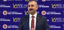 """AKP'nin Adalet Bakanı Gül: Hiçbir ülke, """"F.."""" yü terör örgütü kabul etmedi.."""