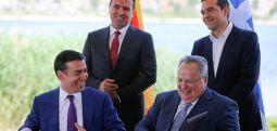 Dışişleri Bakanı Dimitrov Brüksel'de  Prespa Anlaşması'na destek