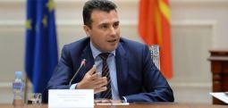 Zaev: Anayasa değişiklikleri, Yunanistan kendine düşeni yaptığı takdirde yürürlüğe girecek.