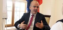 Özel Röportaj | Maliye Bakanı Tevdovski: 2018 reformların yılı oldu, 2019 yılında meyvelerini toplayacağız
