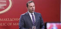 Spasovski: Gruevski'nin firarında bakanlığımızın bir kusuru yok..