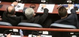 Уставните измени поминаа во Собранието
