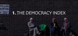 Demokrasi Endeksi 2018: Makedonya 78. Türkiye 110. sırada