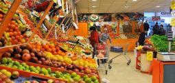 Geçen yıl tüketici fiyatları yüzde 1,5 artarken, perakende fiyatları yüzde 2,7 oranında arttı