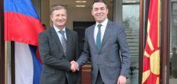 Erjavec: Sllovenia do ta mbështetë Maqedoninë në procesin e eurointegrimeve