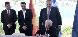 Нимиц ја повика Грција да го ратификува Преспанскиот договор