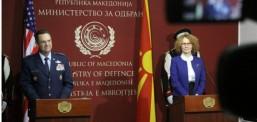 Shekerinska: Maqedonia dëshmoi se e meriton vendin e saj në Aleancë