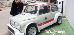 İlk yerli elektrikli otomobil tanıtıldı