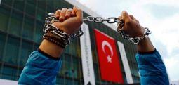 2018 sonu itibarıyla üye ülkelerde 130 gazeteci cezaevinde, 110'u Türkiye'de
