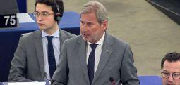 Hahn: Prespa Anlaşması, komşuluk ilişkilerinin sağlamlaştırılması için iyi bir fırsat..