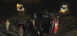 Четворица повредени во сообраќајката на автопатот Скопје-Тетово се уште во критична состојба