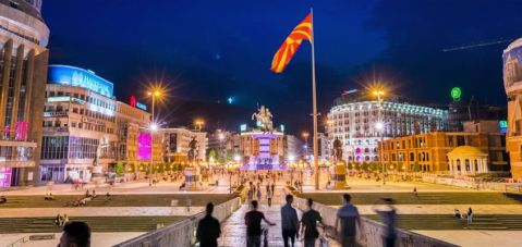 Makedonya'yı 36.068 turist ziyaret etti, Üsküp en çok ziyaret edilen şehir oldu..