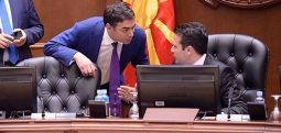 Отфрлена кривичната пријава на Светскиот македонски конгрес против Заев и Димитров