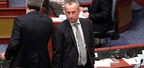 Барањето за одземање на пратеничкиот имунитет на Вељаноски стигна во Собранието